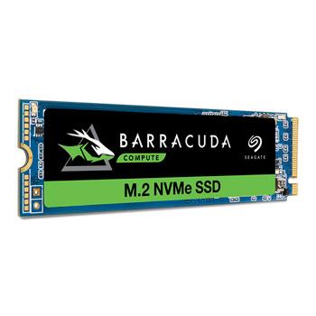 Seagate Barracuda 510 1TB PCIe NVMe M.2 Solid State Drive RV.1 (ZP1000CM3A001)