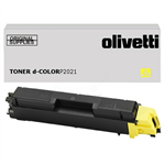 Olivetti B0951 Toner yellow, 2.8K pages