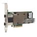 Broadcom MegaRAID SAS 9380-8i8e controlado RAID PCI Express x8 3.0 12 Gbit/s