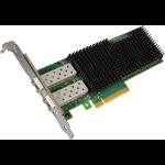 Intel XXV710DA2 networking card Internal Fiber 25000 Mbit/s