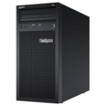 LENOVO ThinkSystem ST50 (1/1x Xeon E-2224G 4C/4T 3.5GHz, 1/4x 16GB, 3/4x LFF NHS, Onboard SW RAID, 1x 1GbE,