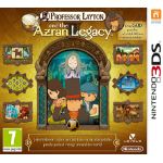Nintendo Professor Layton and the Azran Legacy, 3DS Basic+Add-on Nintendo 3DS English video game
