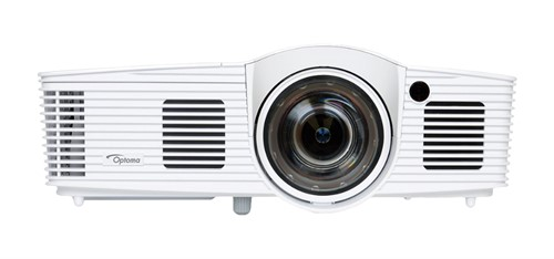 Optoma GT1080E data projector 3000 ANSI lumens DLP 1080p (1920x1080) 3D Desktop projector White