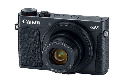 "Canon PowerShot G9 X Mark II Compact camera 20.1 MP 1"" CMOS 5472 x 3648 pixels Black"