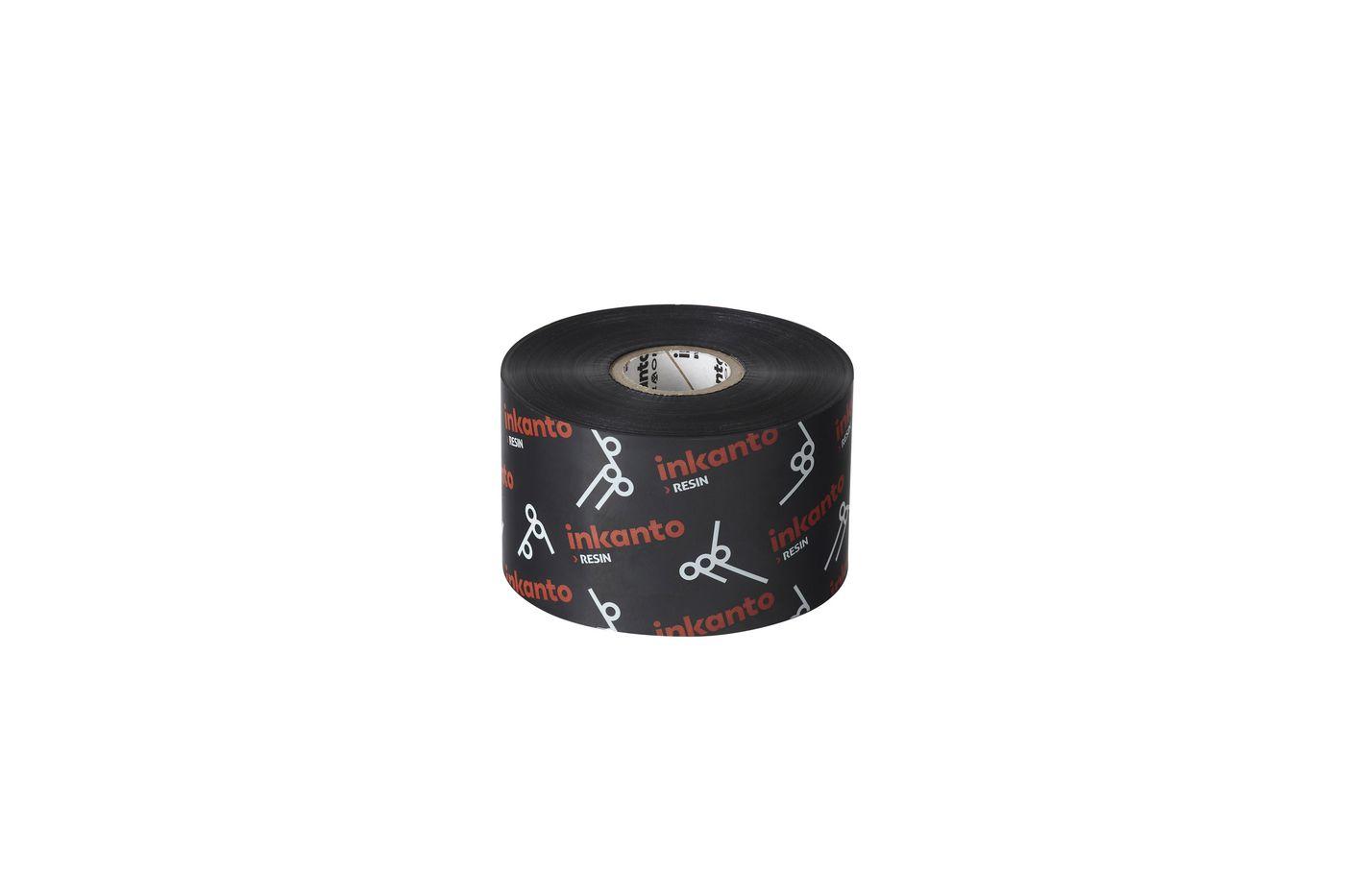 Armor thermal transfer ribbon, AXR7+ resin, 65mm, black