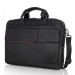 "Lenovo ThinkPad 14.1"" Professional Slim Topload notebook case 35.8 cm (14.1"") Briefcase Black,Red"