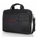 "Lenovo ThinkPad 14.1"" Professional Slim Topload maletines para portátil 35,8 cm (14.1"") Maletín Negro, Rojo"