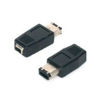 StarTech.com IEEE-1394 Firewire 4-6 Adapter F/M