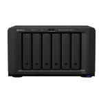 Synology DiskStation DS1621+ NAS Desktop Ethernet LAN Black V1500B