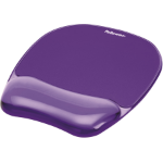 Fellowes 9144104 mouse pad Violet