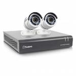 Swann SWDVK-445502 Wired 4channels video surveillance kit