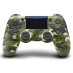 Sony DualShock 4 Gamepad PlayStation 4 Analogue / Digital Bluetooth Camouflage, Green