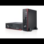 Fujitsu ESPRIMO D538 9th gen Intel® Core™ i7 i7-9700 8 GB DDR4-SDRAM 512 GB SSD Black SFF Mini PC