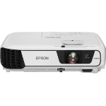Epson EB-S31 3200 Lumens, SVGA Resolution, 3LCD Technology, Meeting Room Projector, 2.4 Kg
