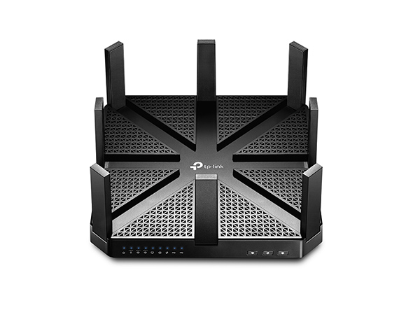 TP-LINK ARCHER C5400 Tri-band (2.4 GHz / 5 GHz / 5 GHz) Gigabit Ethernet wireless router