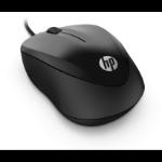 HP 4QM14AA mouse Ambidextrous USB Type-A 1200 DPI