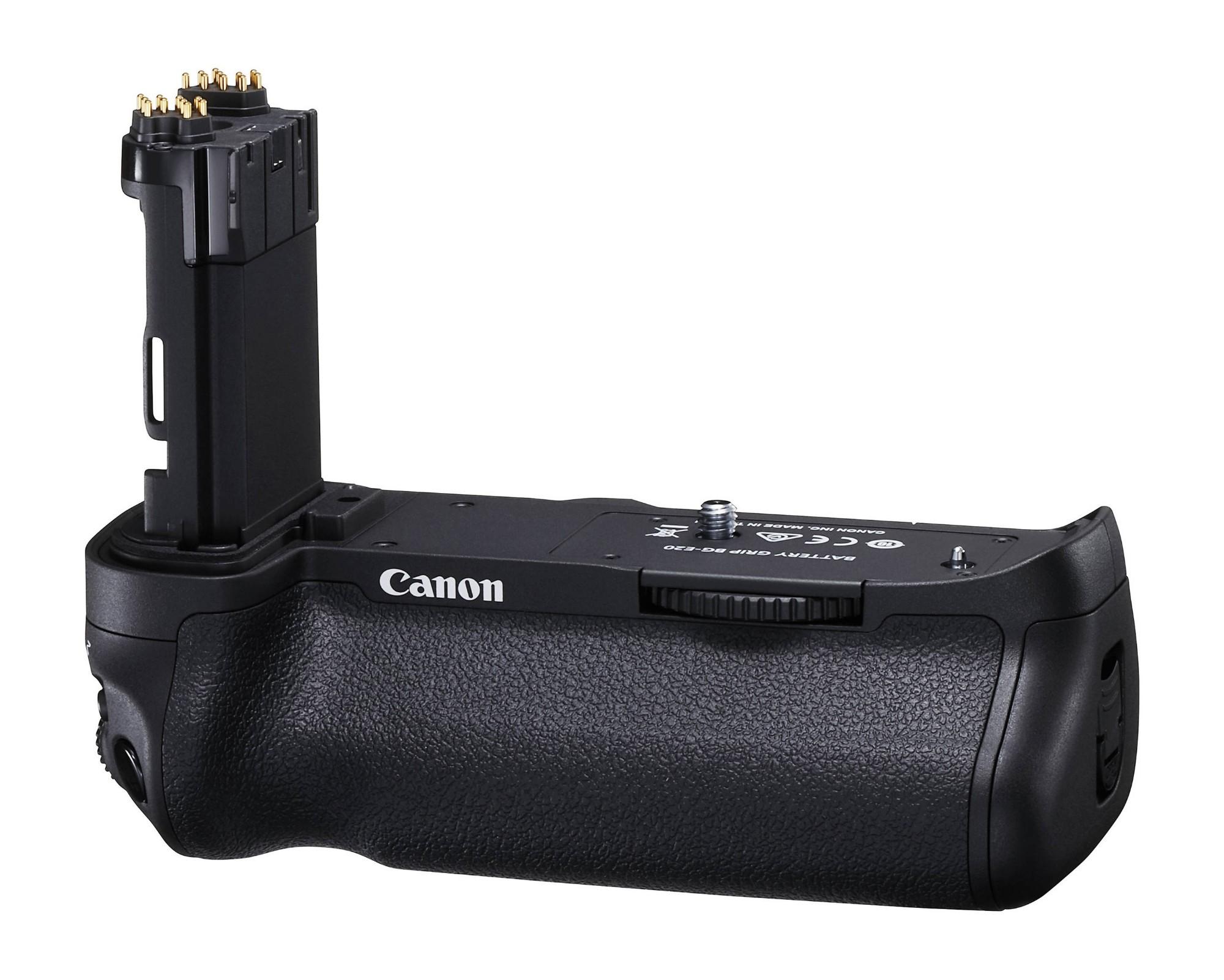 Canon BG-E20 digital camera grip Digital camera battery grip Black
