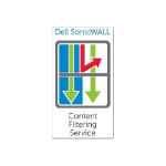 SonicWall Content Filtering Service Premium Business Edition