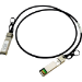 Hewlett Packard Enterprise X240 10G SFP+ 0.65m DAC cable de red 0,65 m Negro