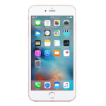 "Apple iPhone 6s Plus 14 cm (5.5"") 128 GB Single SIM 4G Pink gold"