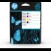 HP Paquete de 4 cartuchos de tinta Original 912 negro/cian/magenta/amarillo