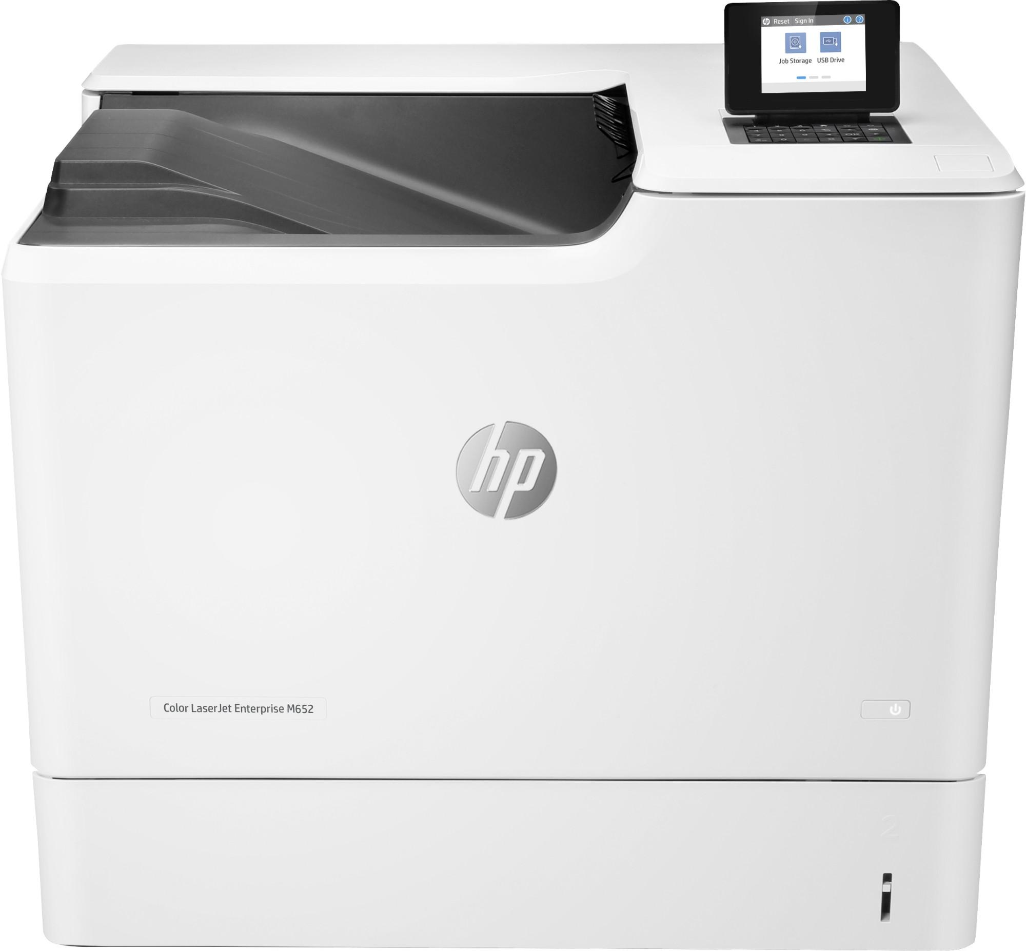 HP Color LaserJet Enterprise M652dn Kleur 1200 x 1200 DPI A4 Wi-Fi
