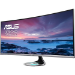 """ASUS MX38VC computer monitor 95.2 cm (37.5"""") Ultra-Wide Quad HD+ LED Curved Silver"""