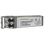 Hewlett Packard Enterprise Arista 10G SFP+ LC SR Fiber optic 850nm 10000Mbit/s SFP+ network transceiver module