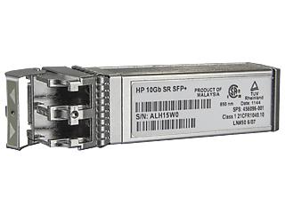 Hewlett Packard Enterprise Arista 10G SFP+ LC SR network transceiver module Fiber optic 10000 Mbit/s SFP+ 850 nm