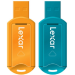 Lexar 16GB, USB 2.0 16GB USB 2.0 Type-A Green,Orange USB flash drive