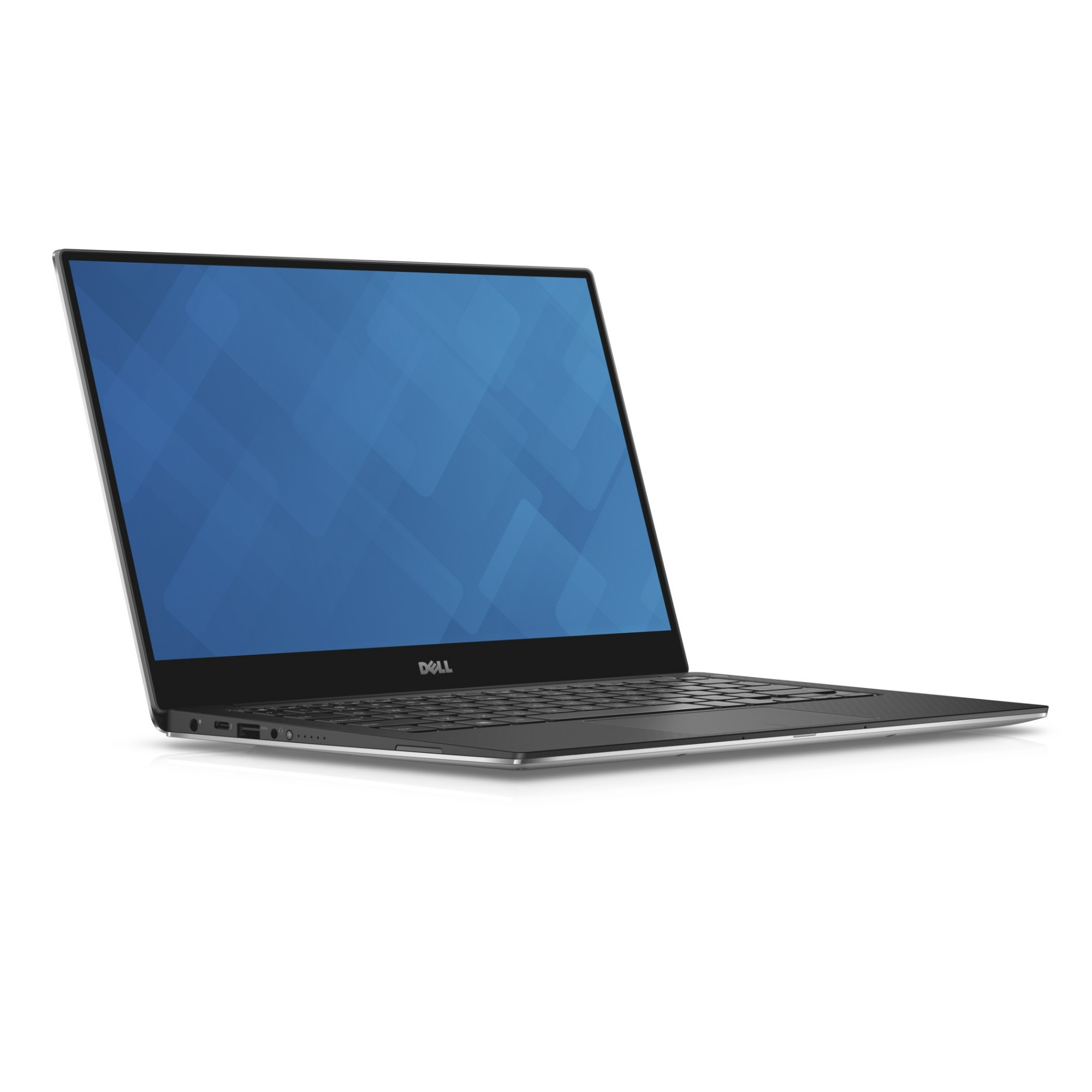 "DELL XPS 9360 1.6GHz i5-8250U 13.3"" 3200 x 1800pixels Touchscreen Black, Silver Notebook"