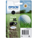 Epson Golf ball Singlepack Black 34XL DURABrite Ultra Ink