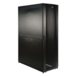 Tripp Lite SR48UBDP48 rack cabinet 48U Freestanding rack Black