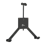 """Siig CE-MT3811-S1 monitor mount / stand 32"""" Freestanding Black"""