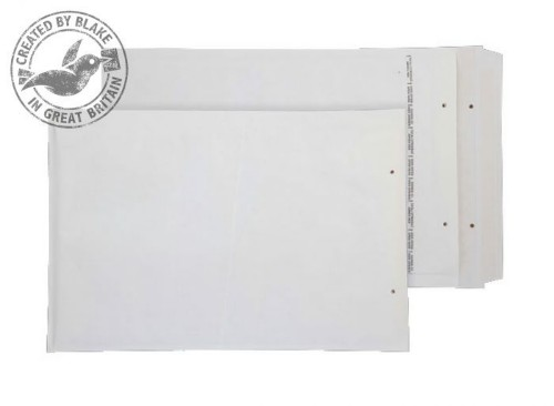 Blake Purely Packaging Envolite White Padded Pocket Peel and Seal C4 340x220mm (Pack 100)