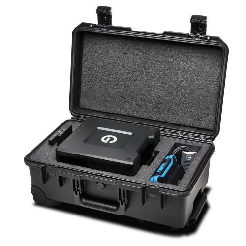 G-Technology 0G10328 equipment case Briefcase/classic case Black