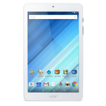 Acer Iconia B1-850-K1KK 16GB Blue,White tablet