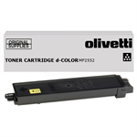 Olivetti B1068 Toner black, 12K pages @ 5% coverage