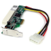 StarTech.com PCI Express to PCI Adapter Card interface cards/adapter