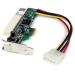 StarTech.com Tarjeta Adaptador PCI Express PCIe PCI-e a PCI