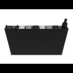 Hewlett Packard Enterprise P9R79A power distribution unit (PDU) 1U 6 AC outlet(s)