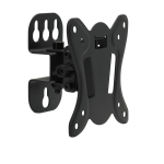 """Siig CE-MT3C11-S1 monitor mount / stand 27"""" Screws Black"""