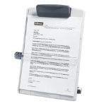 Fellowes 21126 document holder Plastic Platinum