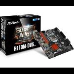 Asrock H110M-DVS R3.0 motherboard LGA 1151 (Socket H4) Intel® H110 Micro ATX