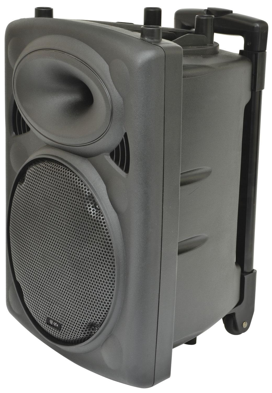 Qtx 178.840UK loudspeaker 100 W Black