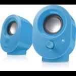 SPEEDLINK SNAPPY loudspeaker 4 W Blue Wired
