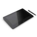 Wacom Cintiq Pro 13 graphic tablet Black 5080 lpi 294 x 166 mm USB