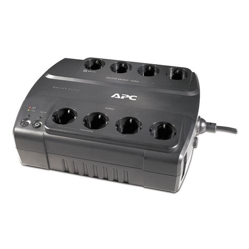 APC BE550G-SP sistema de alimentación ininterrumpida (UPS) 550 VA 330 W