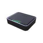 Netgear LB2120 Ethernet LAN Black wired router