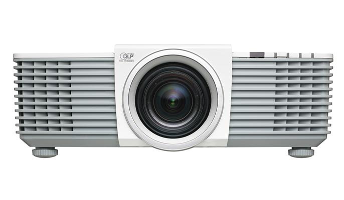 Vivitek DH3331 500ANSI lumens DLP 1080p (1920x1080) 3D Desktop projector White data projector